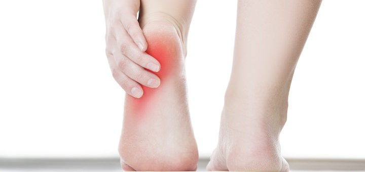 Chronic heel pain